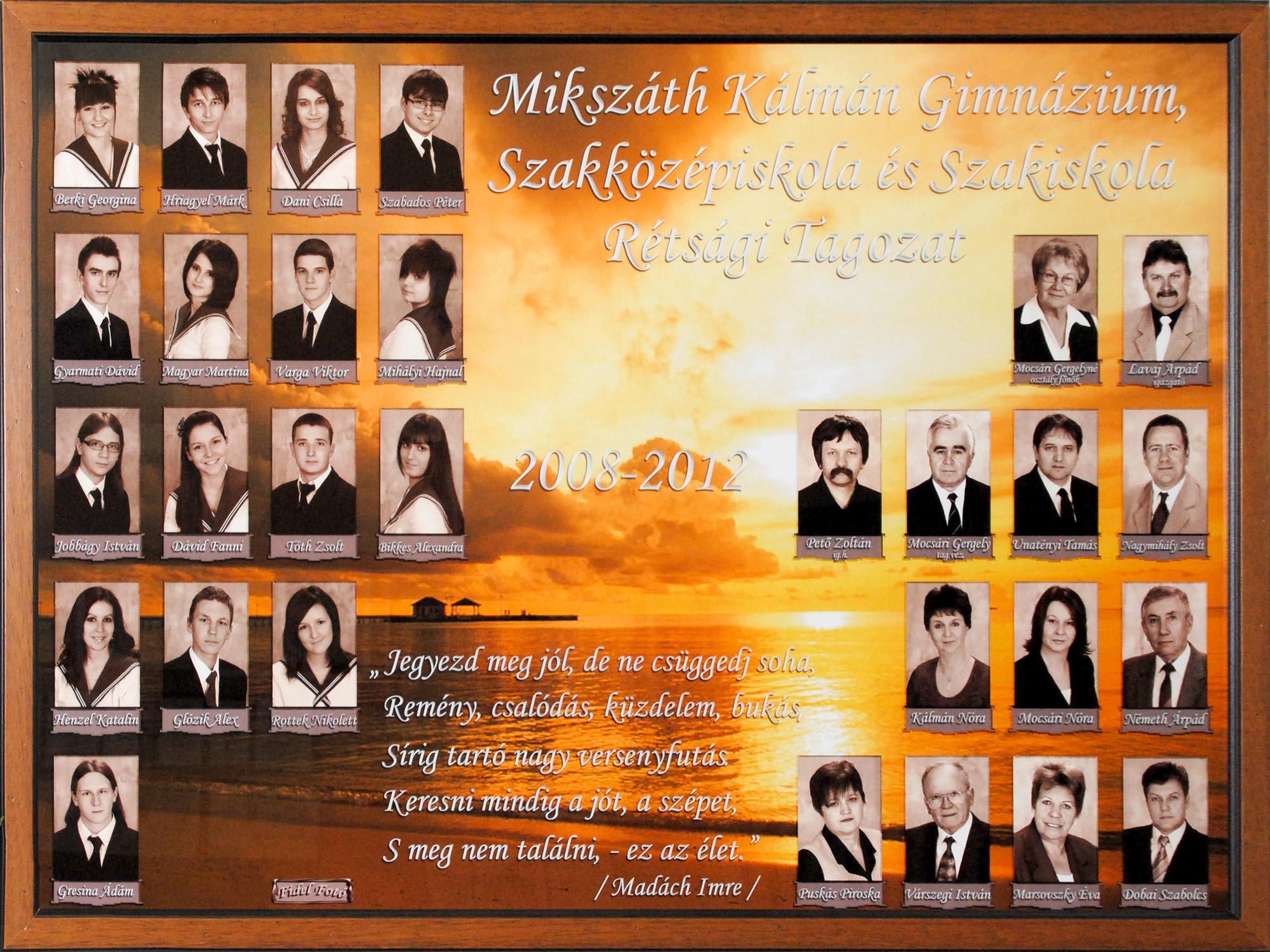 ballagási tablóra idézetek Rétság  Ballagás a középiskolában